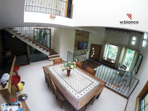 Casa Alto Padrão, Condomínio Roland Garros, São Bernardo Do Campo, 4 Suites, 6 Vagas-ref Ca0206 #wbianco - Ca0206