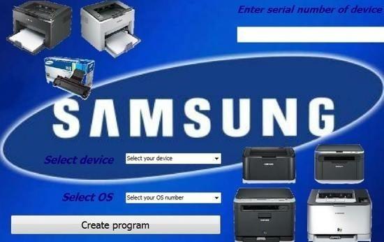 Chip Reset Para Impresoras Samsung