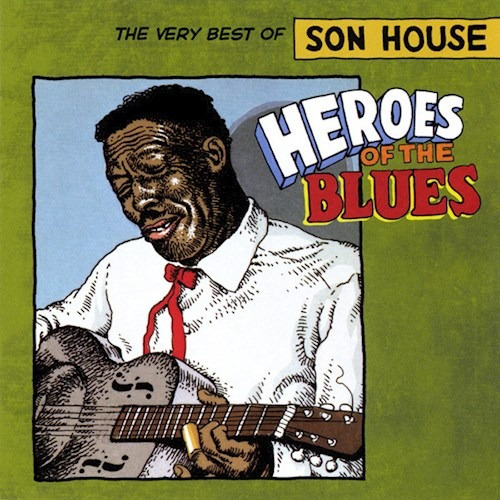 Hearoes Of The Blues - House Son (cd)