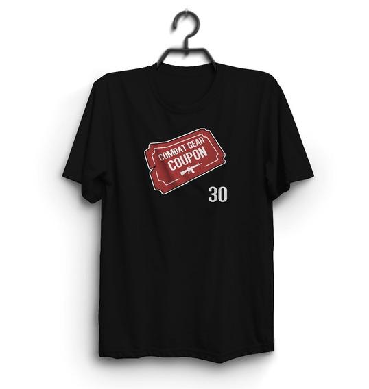 Camisa Last Day On Earth: Survival - Ticket Vermelho (preta)