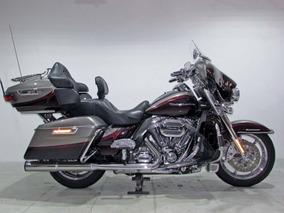 Harley-davidson Electra Glide Ultra Limited 2015 Prata