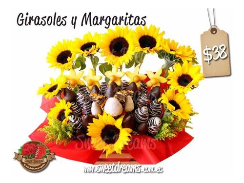 Arreglos Frutales,florales,  Fresas,desayunos, Chocolates