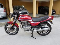 Honda Cb 400 Tucunaré (muito Nova)