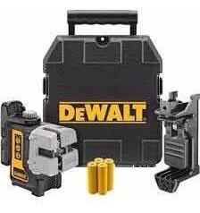 Nivel Laser Dewalt 3 Lineas