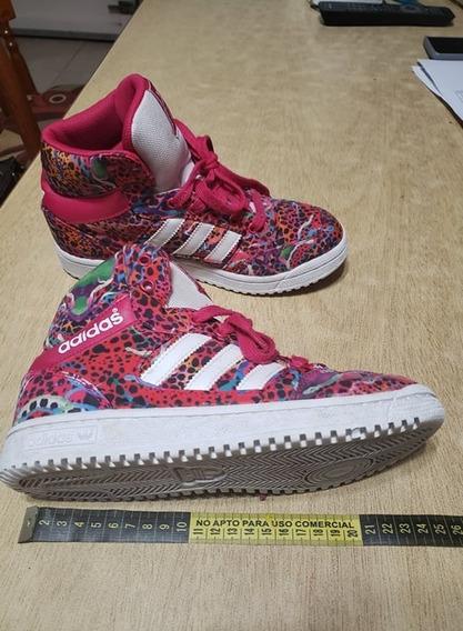 Zapatillas adidas Botitas Multicolor