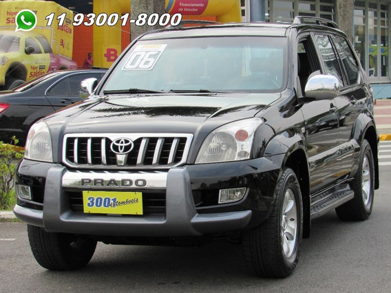 Toyota Land Cruiser Prado 3.0 4x4 16v Turbo Intercooler