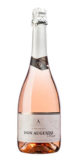 Vinho Moscatel Espumante Rosado Don Augusto Catafesta 750ml