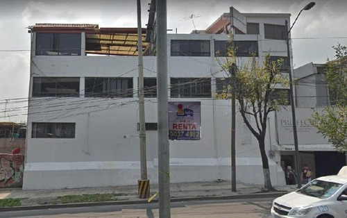 Edificio En Renta Sobre Anillo Periférico Sur Isidro Fabela Tlalpan, Edificio En Renta De 5 Niveles.