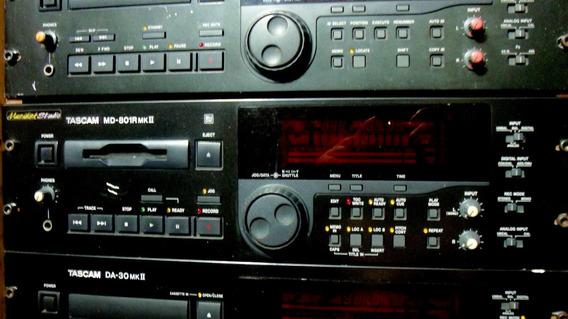 Tascam Minidisc Md-801r Mk Ii