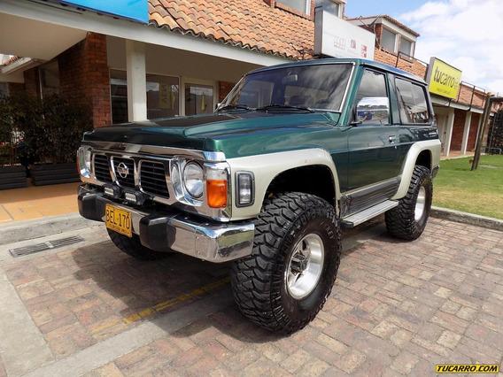Nissan Patrol Y60 Sgl 4.2cc Mt Aa 4x4