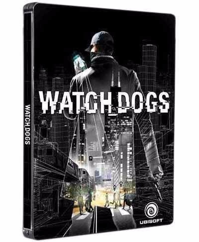 Watch Dogs Complete Edition - Pc Dvd - Frete 8 Reais