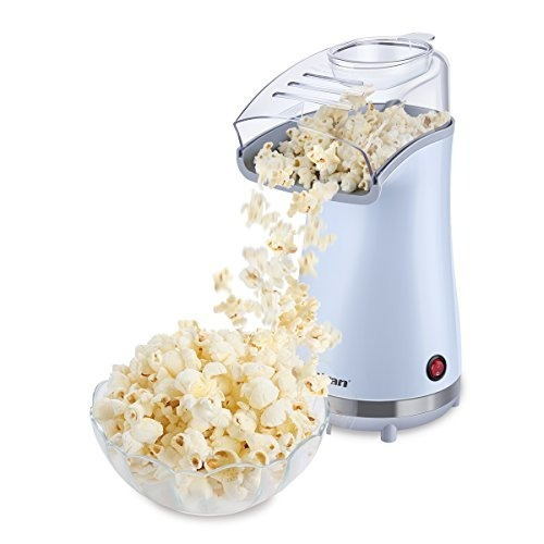 Excelvan Hot Air Popcorn Popper Máquina Eléctrica Maker 16 T
