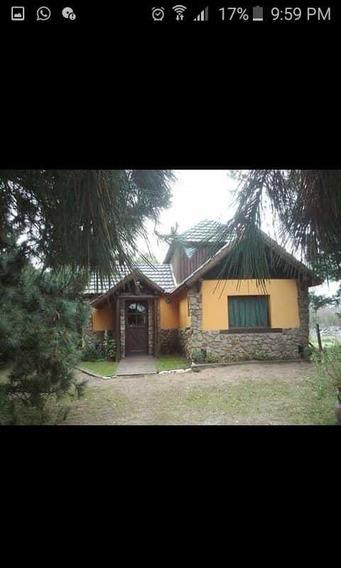 Casa Cabaña En Aguas Verdes Los Pichos