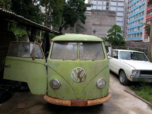 1960 Vw Type 2\ Bus T1 1200cc - Kombi Furgão 1960- 1200cc