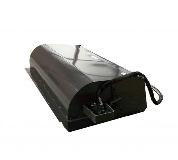 Cepillo Barredor Con Recolector Para Minicargadora