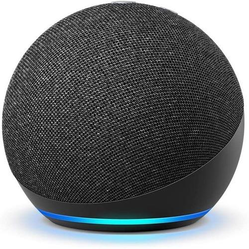 Echo Dot 4 Generación Alexa, Asistente De Voz Inteligente