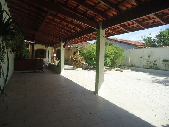 Casa Com Edícula A 400 Metros Da Praia Ref. 497 - São Marcos
