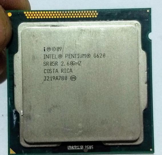 Processador Pentium G620 Lga 1155 2.60hgz Com Garantia