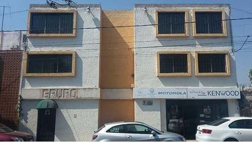 Edificio Y Local Comercial En Venta En El Carmen Puebla