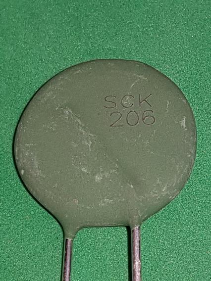 Resistor Térmico-termistor Sck206 20ohm 6a Sck20206 2 Peças