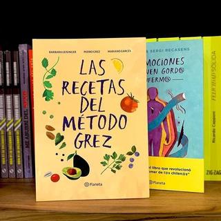Triple Pack De Libros Método Grez