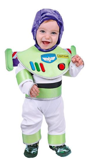 Disfraz De Buzz Lightyear Bebe Carnavalito -d476