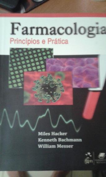 Livro De Farmacologia- Miles Hacker E Outros Seminovo