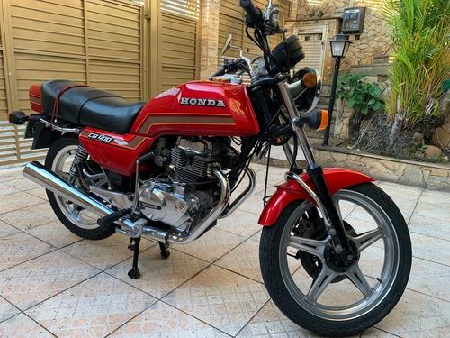 Imagem 1 de 13 de Moto Cb 400 - Ano 1982