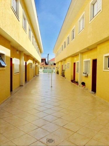 Imagem 1 de 30 de Sobrado Em Condomínio Na Vila Matilde Com 2 Suítes, 2 Vagas, 80m² - So0095