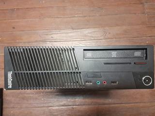 Lenovo Desktop M73 I5 4gb Ram 240gb Ssd Hdd Usada