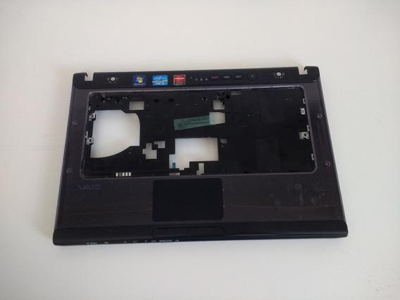 Carcaça Do Teclado + Touchpad Sony Vpcca15fb Cod1