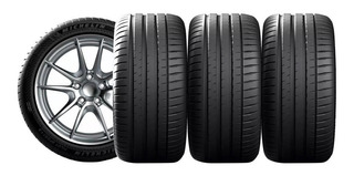 Kit X4 Neumáticos 255/50-20 Michelin Pilot Sport 4 Suv 109y