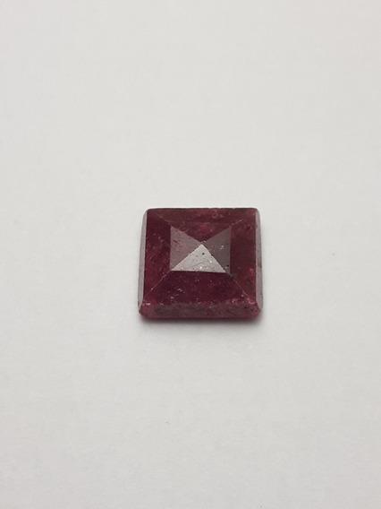 Lindo Rubi Natural Pedra Preciosa. 17,10 Cts.