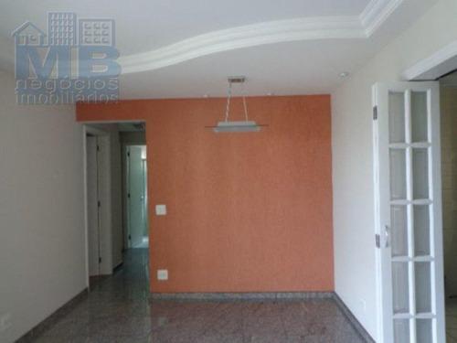 Apartamento Residencial Para Locação, Vila Sofia, São Paulo - . - Ap1703