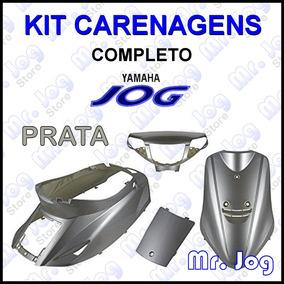 Kit Completo Carenagens Yamaha Jog 50 Teen 50cc Jog50 Novas