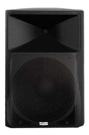 Caixa De Som Amplificada Mark Audio Injetada Mka 1555 A