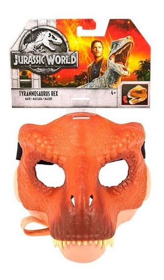 Jurassic World Mascara De Dinosaurio Mattel Fly92