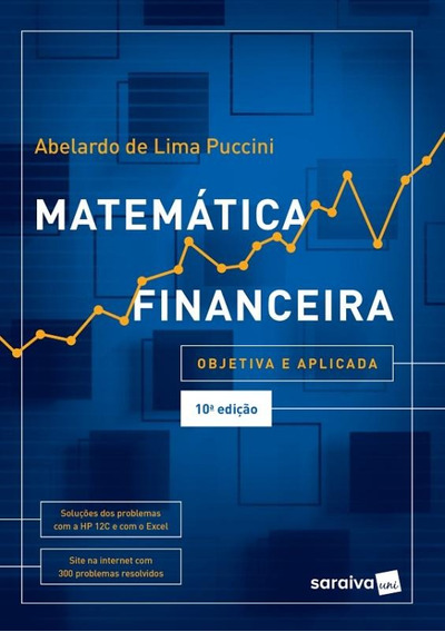 Matematica Financeira - Objetiva E Aplicada - 10ª Ed