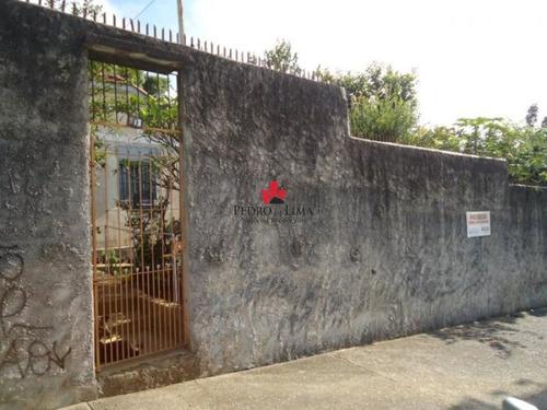Imagem 1 de 6 de Terreno 1200 M², Em Vila Ré. - Pe26457