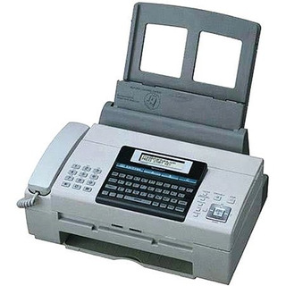 Fax Por E-mail - Sharp - Ux D1200se - Único No Ml