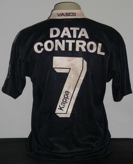 Camisa Vasco Da Gama Kappa Data Control #7