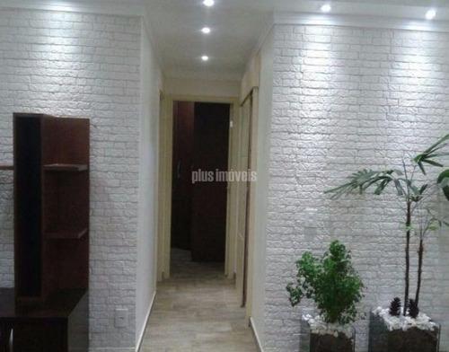 Imagem 1 de 15 de Apartamento 2 Dormitórios 1 Vaga No Morumbi.  Agende Sua Visita! - Pp9653