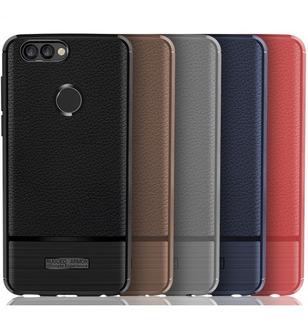 Funda Rugged Huawei Mate 20 Lite Y5 Y6 Y7 Y9 2018 Nova 3