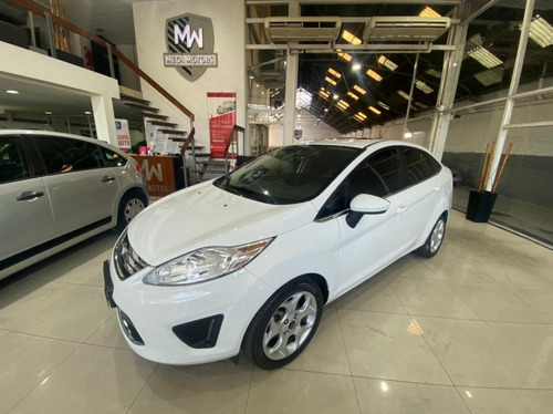 Ford Fiesta Kinetic Design Trend Plus 1.6 2012