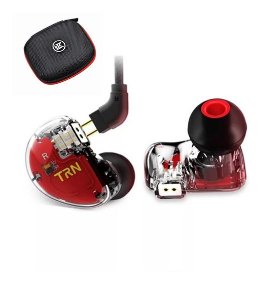 Fone Trn V30 6 Drives Sem Micro + Case (retorno, Ponto)