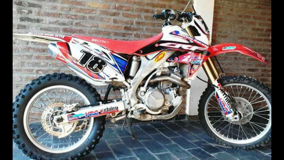 Honda Crf 450x....impecable.