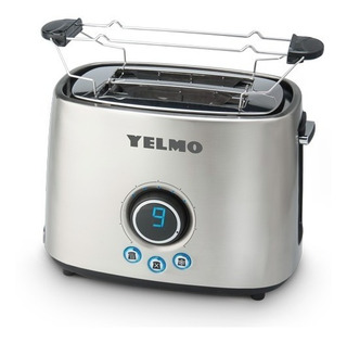 Tostadora Digital Yelmo To3007 9 Niveles 1000w Cuerpo Inox
