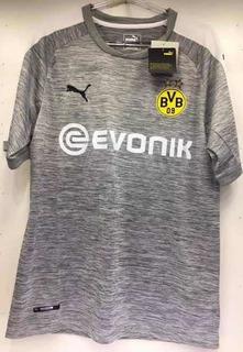 Camisa Borússia Dortmund 2018/2019 Cinza !!! Frete Grátis