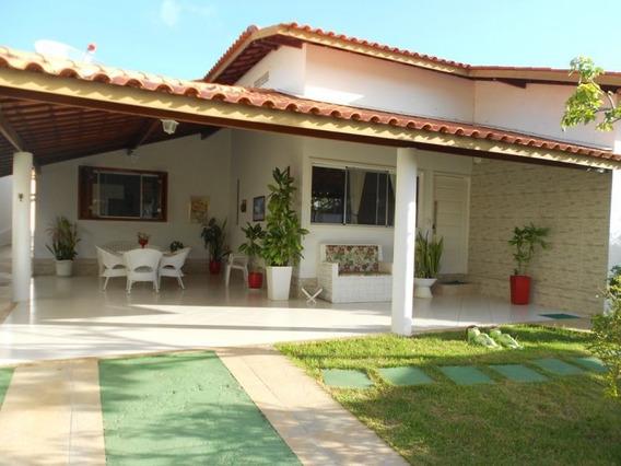 Casa Com 7 Quartos Para Comprar No Barra Do Jacuípe Em Camaçari/ba - 240
