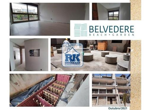 Imagem 1 de 12 de Apartamento À Venda Em Ingleses Do Rio Vermelho - Ap007011